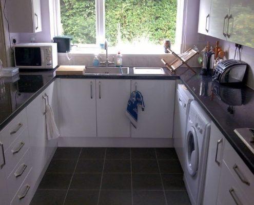BST Bathrooms kitchen