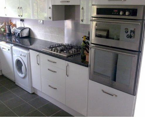 BST Bathrooms new kitchen