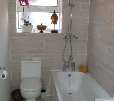 BST Bathrooms newly installed bathroom