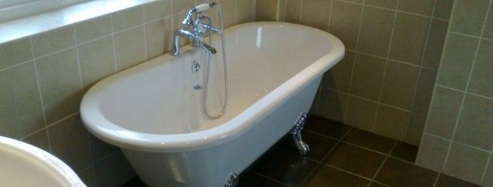 Bathroom Installation In Hampshire