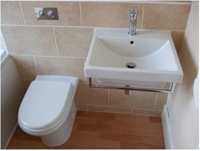 BST Bathrooms toilet and sink