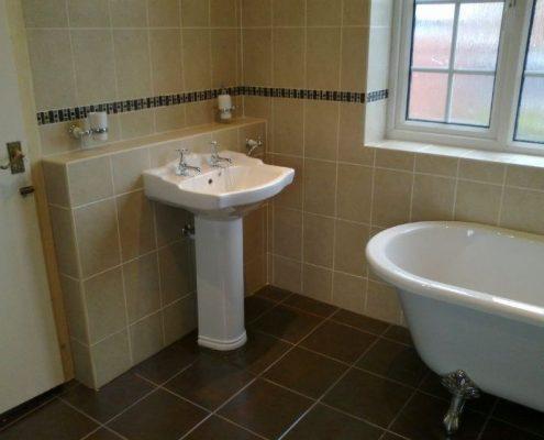 BST Bathrooms sink