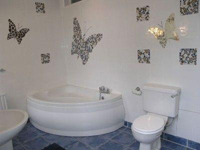 BST Bathrooms corner bath