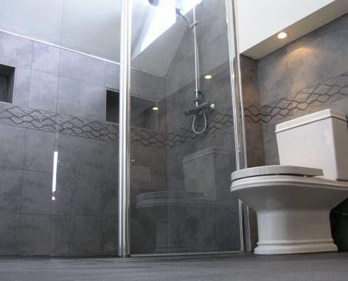 wet rooms in southampton