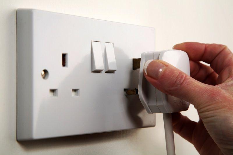 BST plug socket