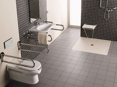 Disabled adaptions wet rooms bst plumbing services - Disabled shower room ...