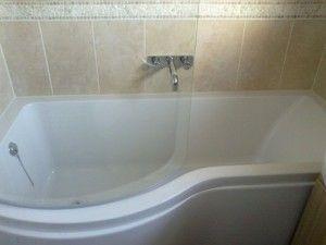 Bathroom installation in Hampshire