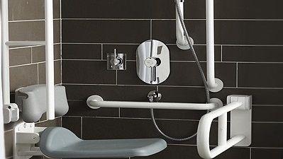 BST Bathroom tiling